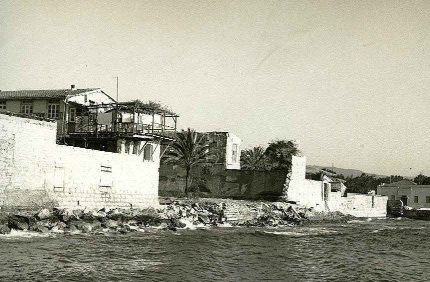 Σπίτια της Λεμεσού κτισμένα πάνω στη θάλασσα: Οικία Ελευθεριάδη