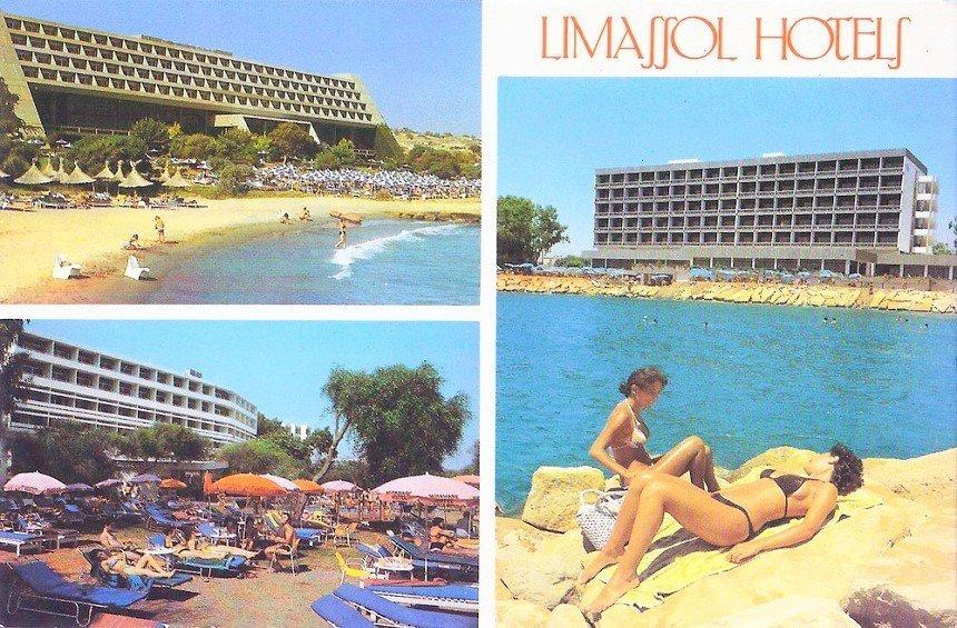 Ξεχωριστές καρτ ποστάλ από αγαπημένα ξενοδοχεία της Λεμεσού!