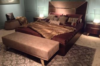New contemporary bed in store!