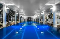 Indoor Seawater Pool