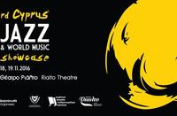 3rd Cyprus Jazz & World Music Showcase
