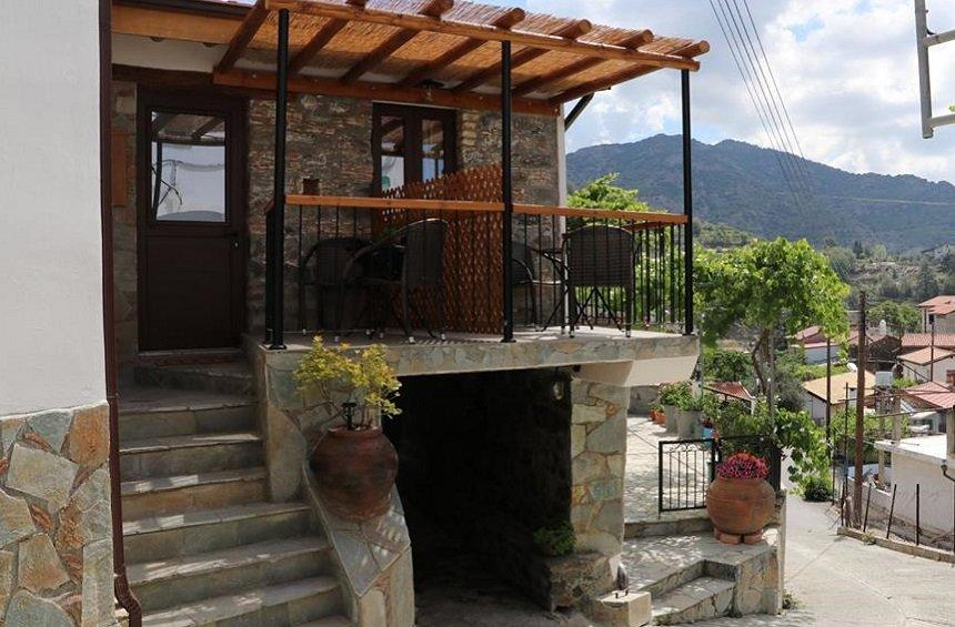 AgroSpito Traditional Guest House (Αγρός)