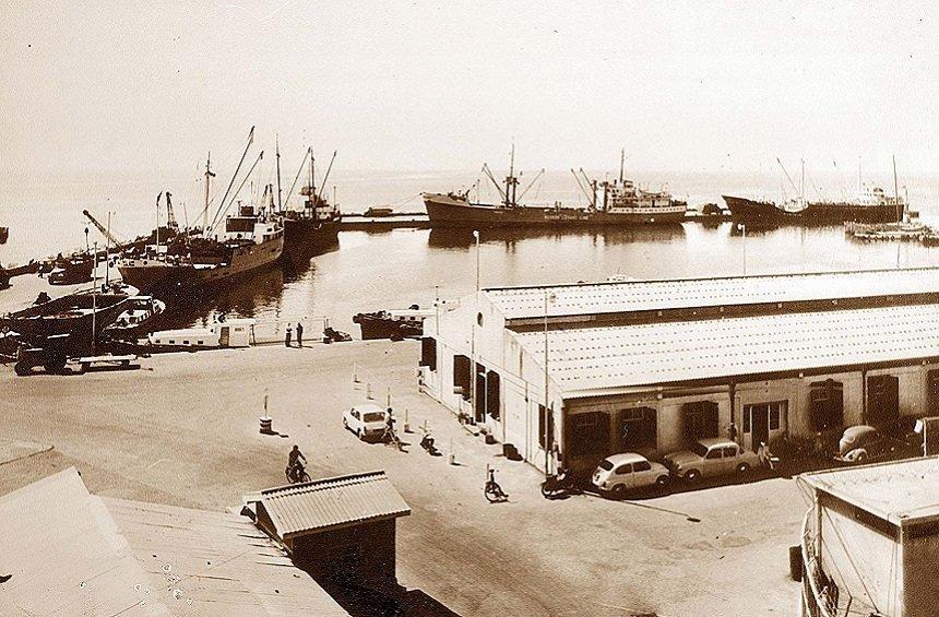 Παλιό Λιμάνι: Το εμπορικό λιμάνι που ανέδειξε τη Λεμεσό και η εξέλιξή του  σε ορόσημο της