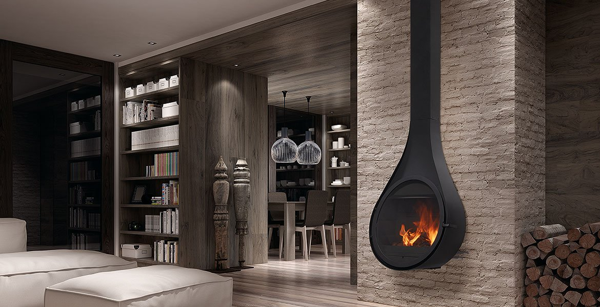 Energy Fireplace-DROP