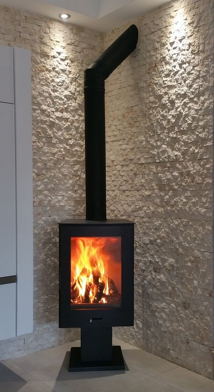 Energy Wood Stove-KALI