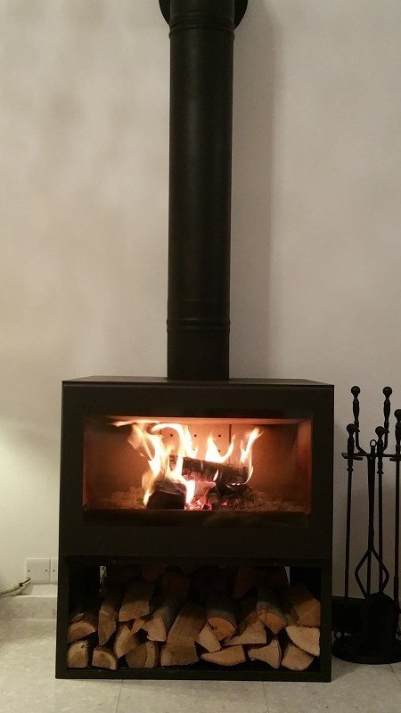 Energy Wood Stove-FENIX