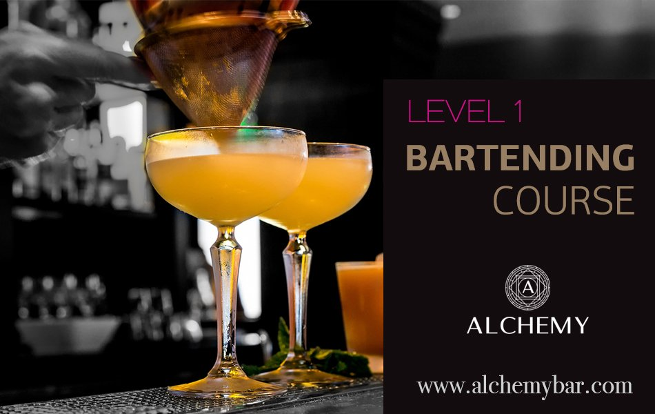 Bartending Courses for beginners & experienced bartenders