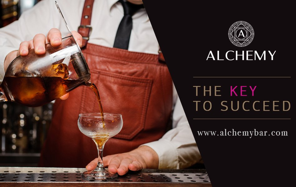 Alchemy Bar Consulting Services & Staff Training