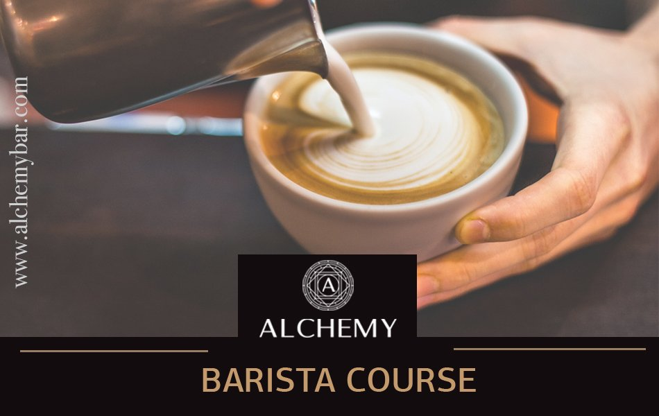 Barista Courses for professionals as well as coffee enthusiasts