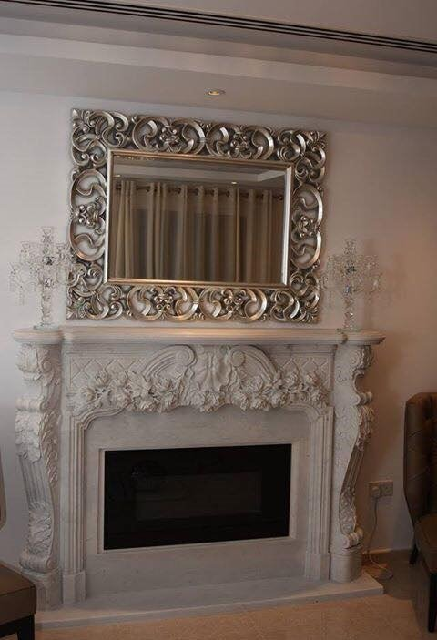 Marble Fireplaces Decoration