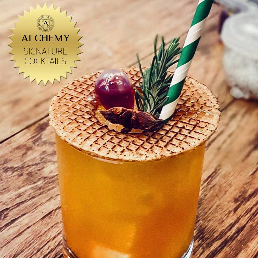 Signature Cocktails by Alchemy