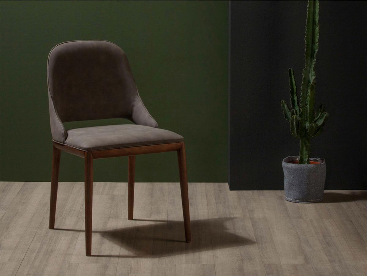 A new chair that combines traditional elegance with maximum contemporary design!