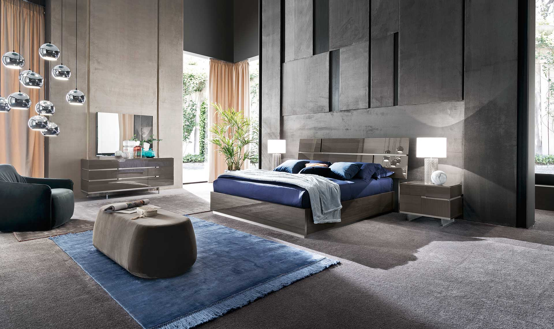 New modern bedroom in store!