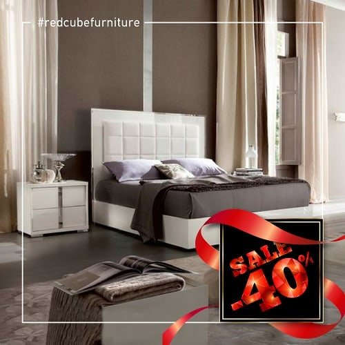 Spoil yourself with our winter sales!!! Sales up to 40% on selected showroom items!  Choose a supportive, beautiful, and aesthetically pleasing bedroom at the best price