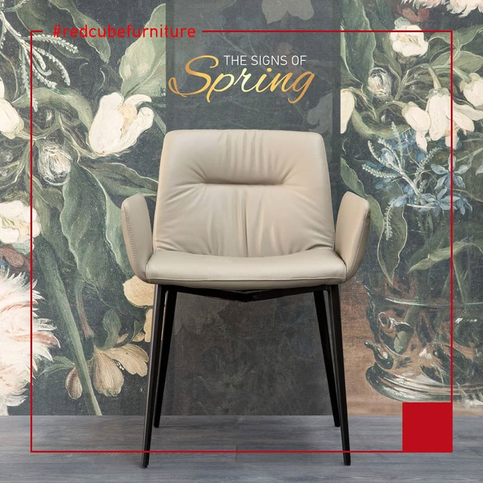 The signs of Spring at Red Cube Furniture. New season, new arrivals!!!