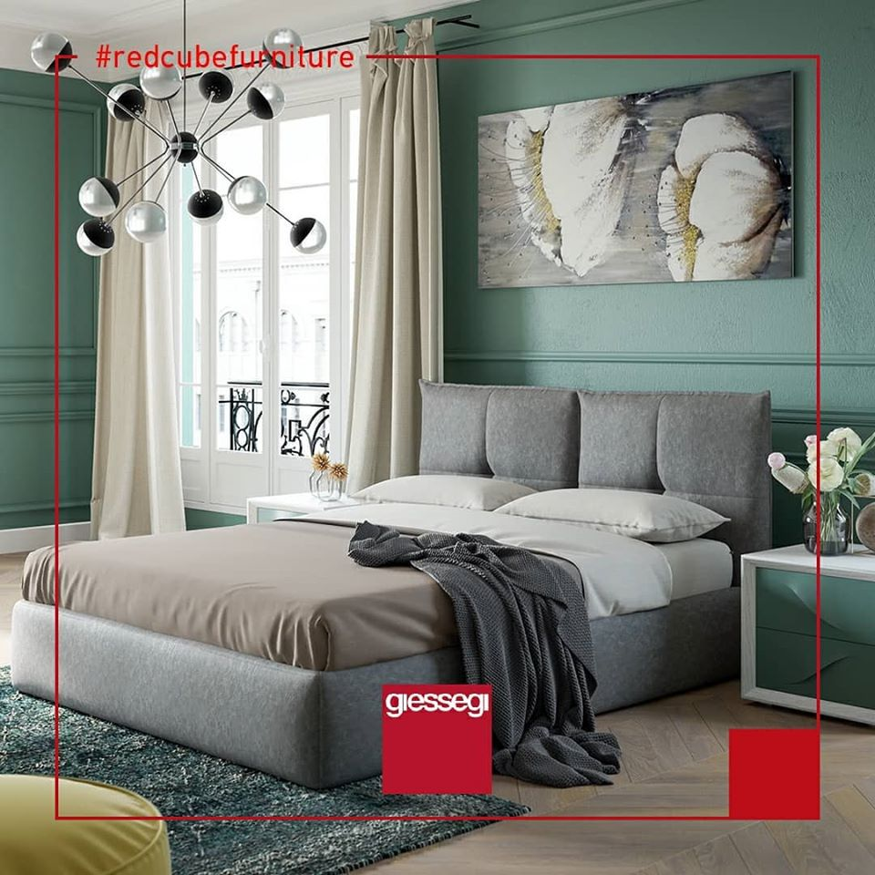 The signs of Spring at Red Cube Furniture!  Transform your sleeping spaces into luxury bedrooms. Contact us 25 720371 for more details.