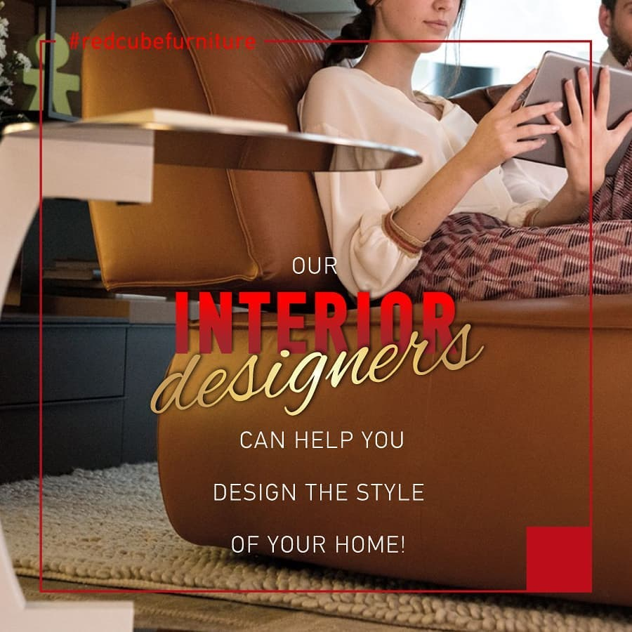 Our Interior Designers can help you design the style of your home!