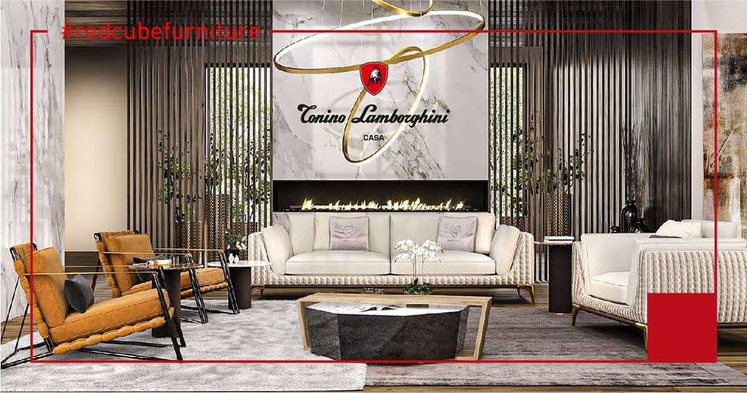 Embody the @toninolamborghinigroup lifestyle and make yourself feel at home