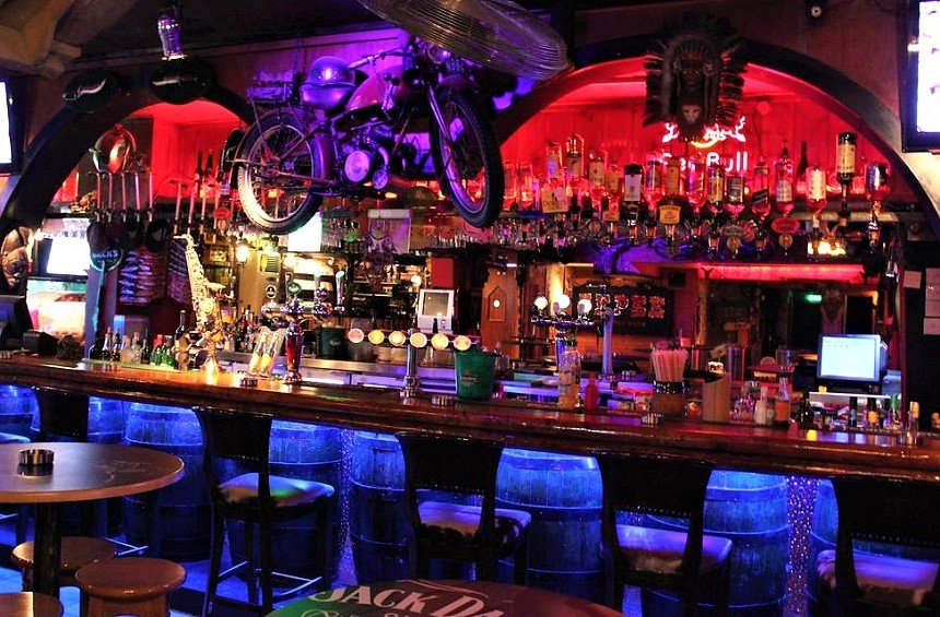 27 great bars for special nights out in Limassol