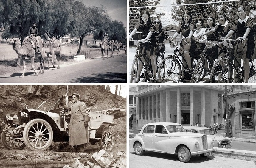 PHOTOS: How Limassol was transformed from a city of carriages, to the city of a thousand cars!