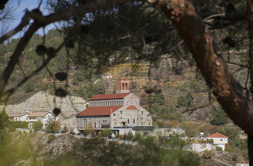 Εκκλησία Αγίου Αρσενίου (Κυπερούντα)
