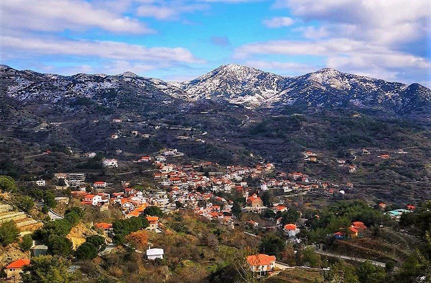 Το χωριό που εξαφανίστηκε και δημιουργήθηκε ξανά χάριν σε ένα Μοναστήρι!
