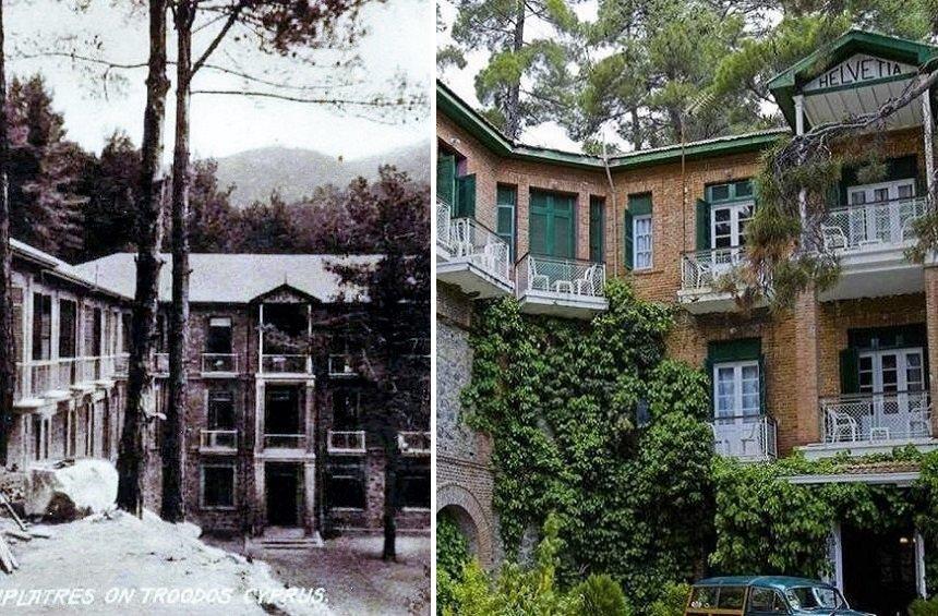 Το αρχαιότερο ξενοδοχείο της Κύπρου, επιβιώνει απαράλλαχτο στη Λεμεσό!