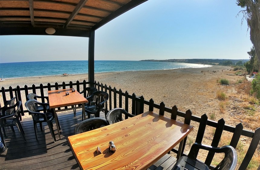 14 countryside locations for visiting wonderful beaches just outside of Limassol!
