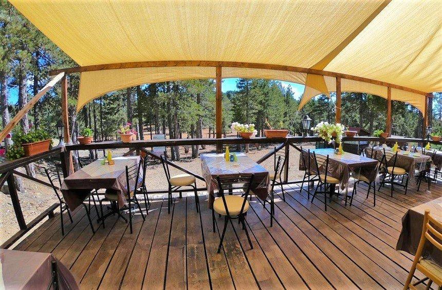 Sun Valley: Το εστιατόριο που βρίσκεται στo ψηλότερο σημείο της Κύπρου!