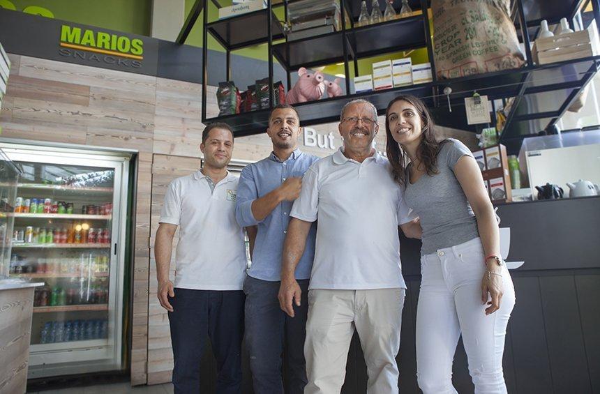 Mario's Snacks: Ο μάγειρας που έκανε το μαγαζάκι του, μια αξιοζήλευτη επιχείρηση στη Λεμεσό!