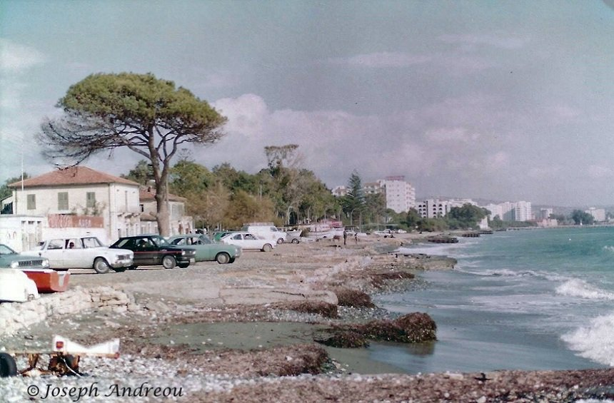 PHOTOS: Limassol's favorite beaches, when they looked nothing like they do today!