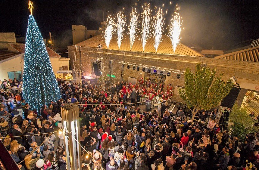 Limassol's upcoming spectacular events for this Christmas season!