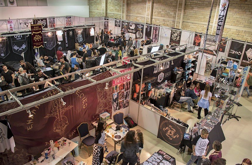 6th International Tattoo Convention