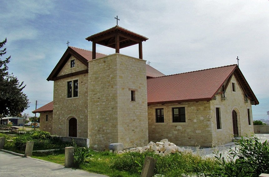Panayia Glikiotissa Church
