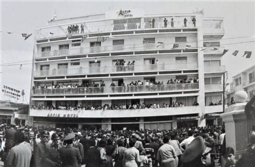 Astir: The Limassol hotel that made roof gardens popular in the city!