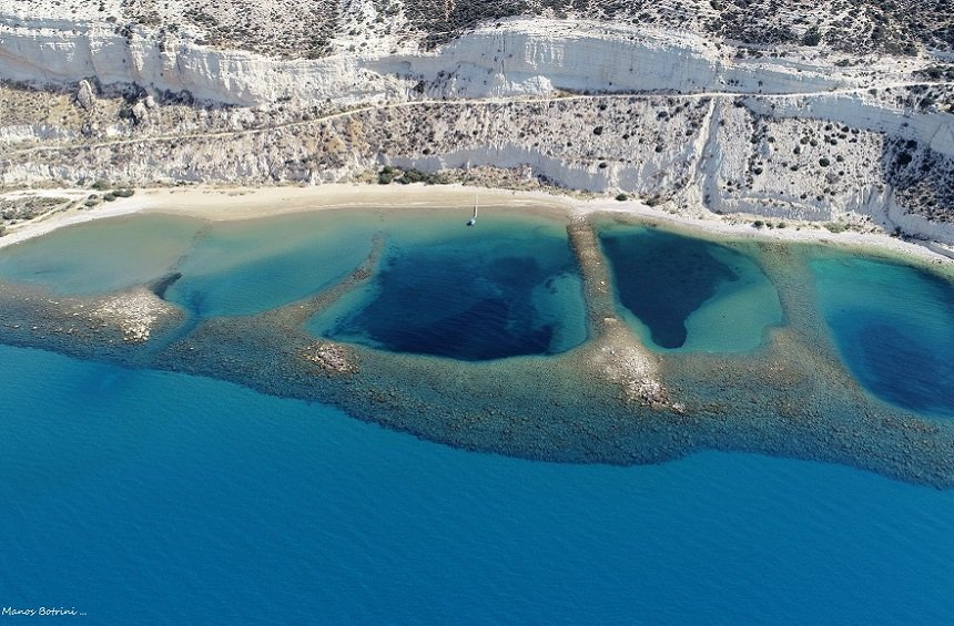 PHOTOS: Limassol's blue lagoons, a truly stunning landscape!