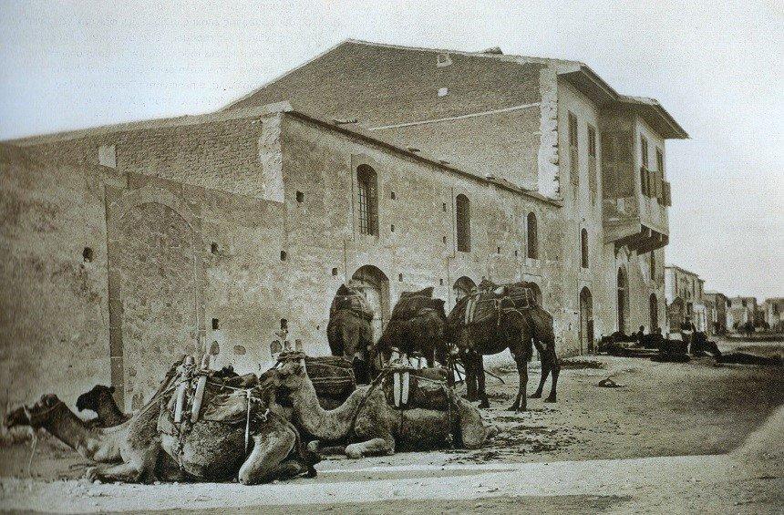 Ο δρόμος για καμήλες, εκεί όπου σήμερα η Λεμεσός βολτάρει και πίνει καφέ!
