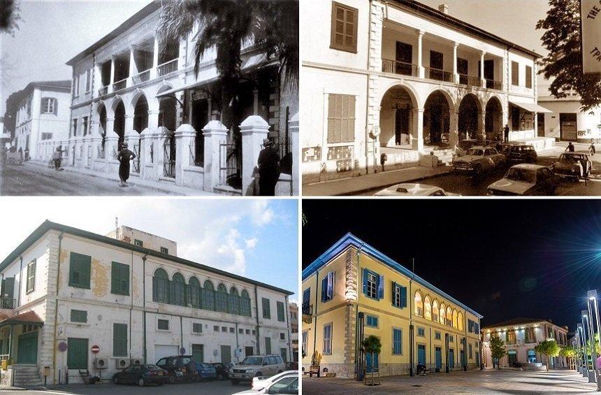 Το ιστορικό κτίριο της Λεμεσού που διασώθηκε στο σήμερα ως Πρυτανεία!