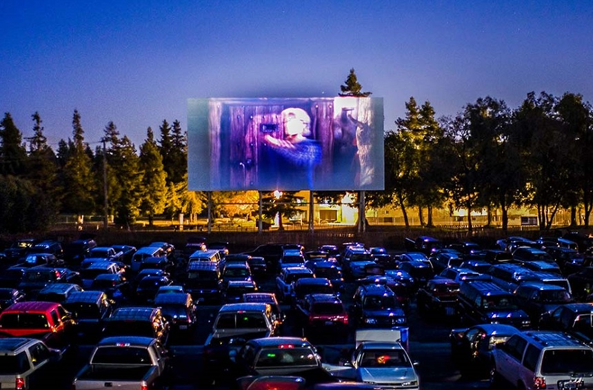 Drive-in cinema