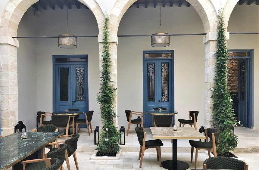 Limassol's new boutique hotel has opened its doors in the historical city center!
