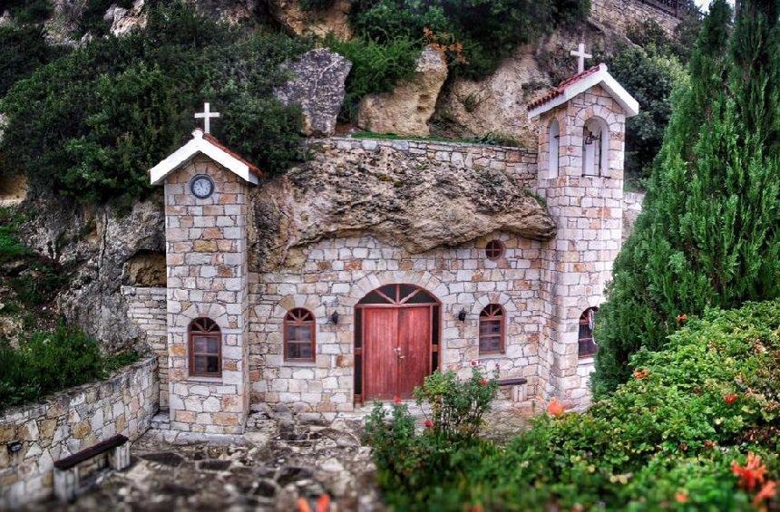 Παρεκκλήσι Αγίου Σπυρίδωνα (Πισσούρι)