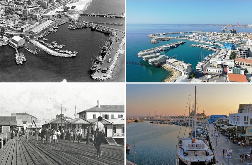 Old Port: The commercial port that gave prominence to Limassol, and its development into a city landmark!