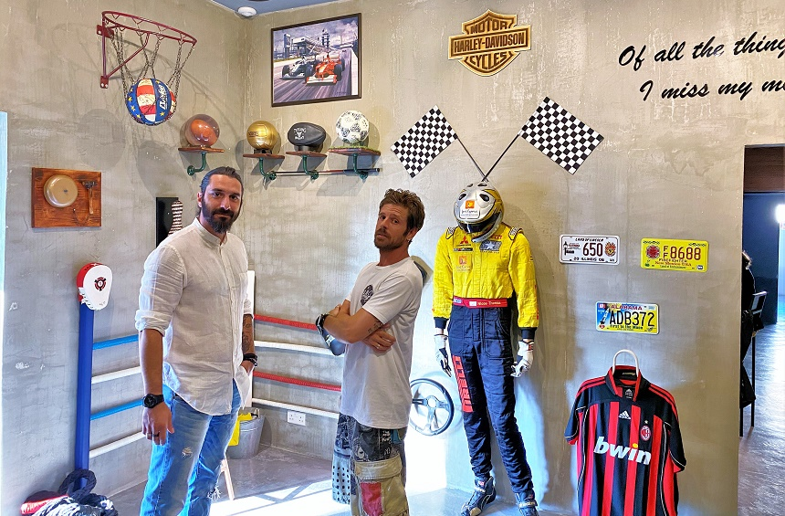 OPENING: A new bar in Limassol with delicious burgers and a love of sports!