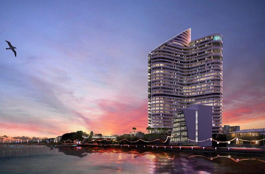The architects of the Burj Al Arab in Dubai behind the impressive new project for Limassol