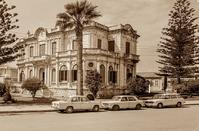 Who was A. Pilavakis, the owner of Limassol's little palace?
