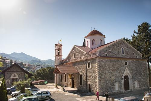 Panayia Eleousa church (Agros)