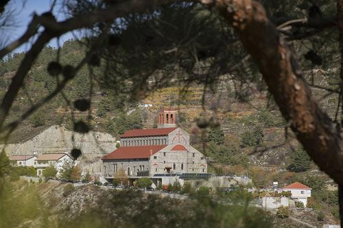 Agios Arsenios church (Kyperounta)