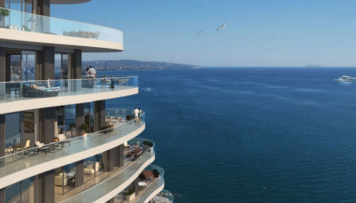 Limassol Del Mar apartments presents the 27 floors of its second phase!