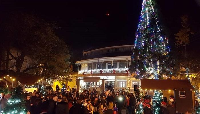 PHOTOS: This is the ultimate Christmas Village at Limassol's mountains!