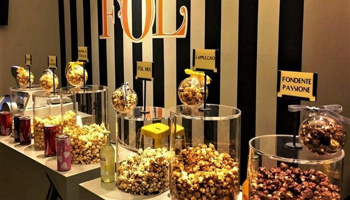 OPENING: Are you up for some gourmet pop-corn at the Limassol Old Port?